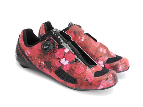 JF Bike Shoe JF Floral Garneau cycling shoe