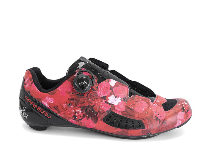 JF Bike Shoe JF Floral Garneau cycling shoe