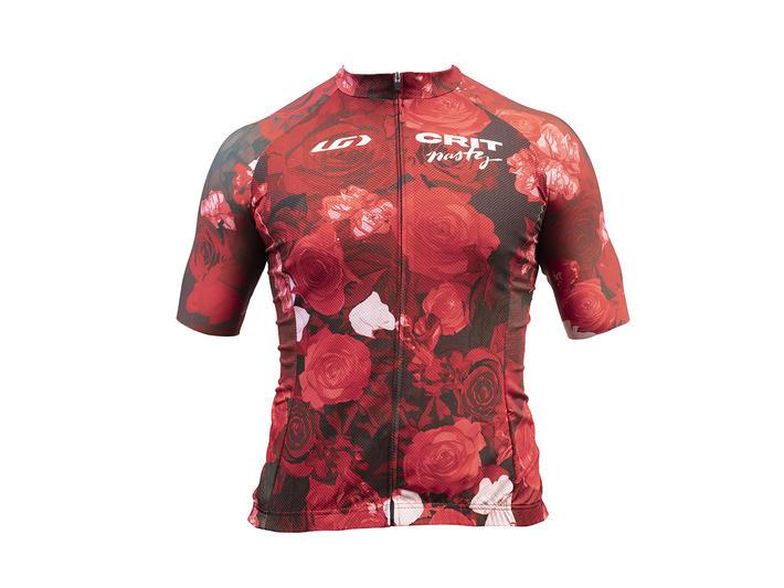 JF Bike Jersey JF Floral Floral Garneau jersey
