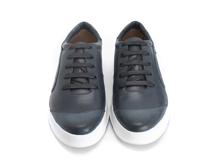 E-Type Navy Low top sneaker