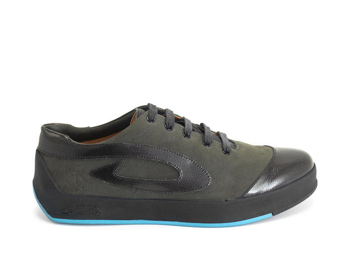 E-Type Green Low top sneaker