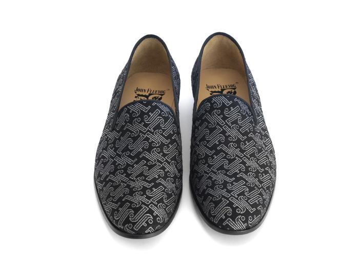 Tobias JF Monogram elegant loafer