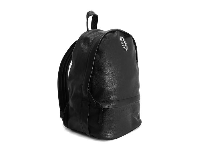 Rhiannon Bag Black Leather backpack