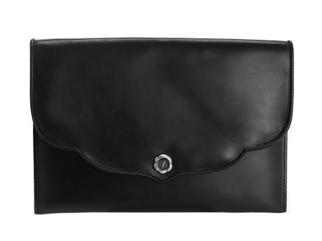 Tishie Laptop Case Black Leather laptop case