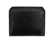 Bobsie Cardholder Black Leather cardholder
