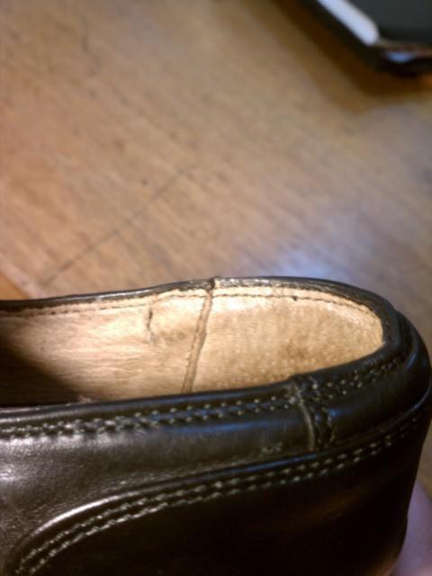 F Shoe