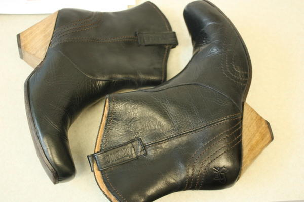 Get Up Dawson City boots - REDUCED PRICE!
