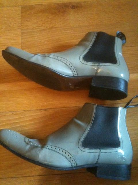 Capone ankle boots, M7/W9 (