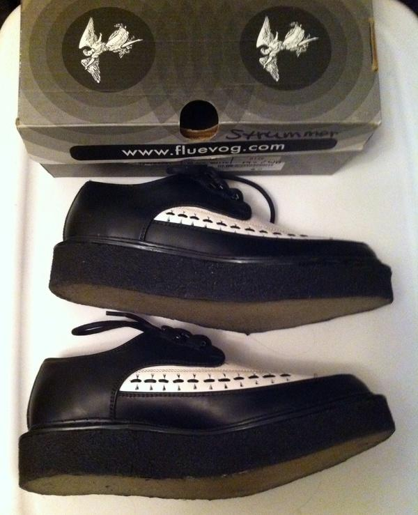 Strummer Creeper New in Box