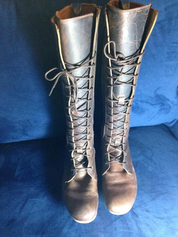KCRW knee high boots