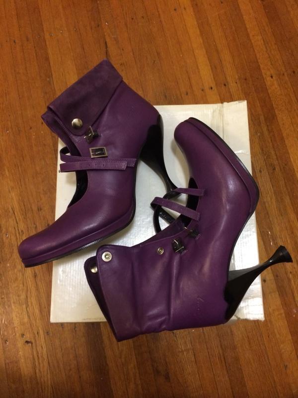 """Sienna cuff boots """"listen up"""""""