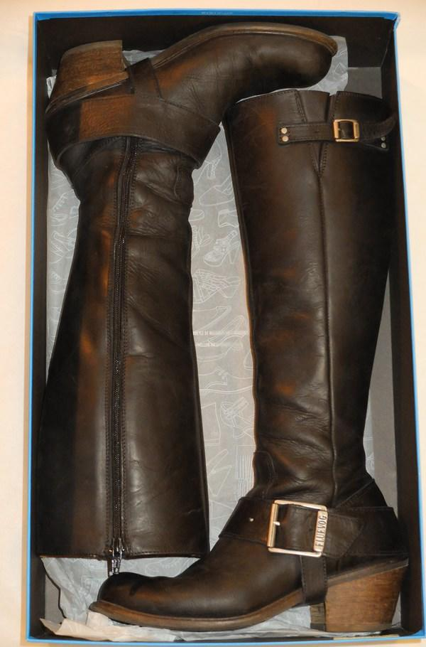 Adriana Luna Tall Boot