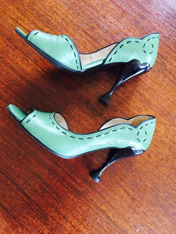 Hepburn heels