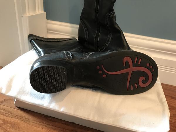 Fellowship Heather calf boots