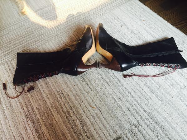Sexy Kona mid calf Boots