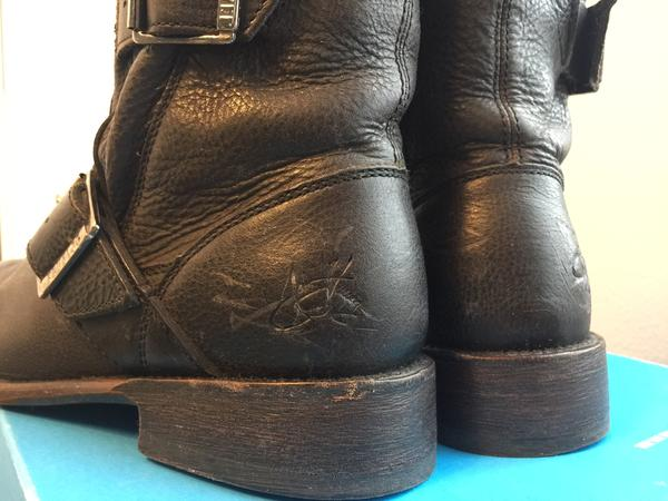 Mona boots