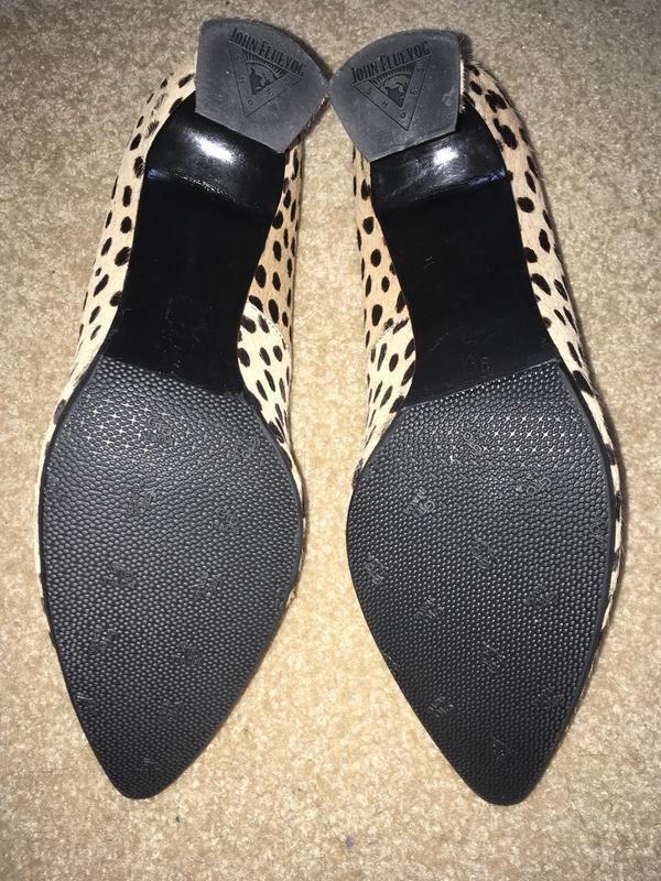 Big Presence Desmond heels 9.5 Fit Like a 10