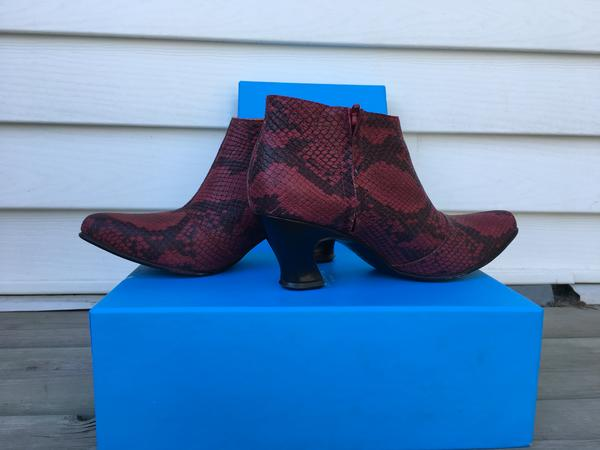 Wonders Lynx ankle boots