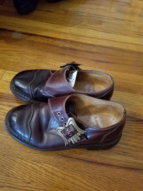 Vintage Women's 8 Brown Shoes