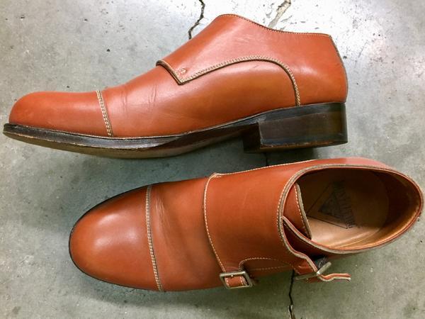 Connoisseur Monk Strap Shoe
