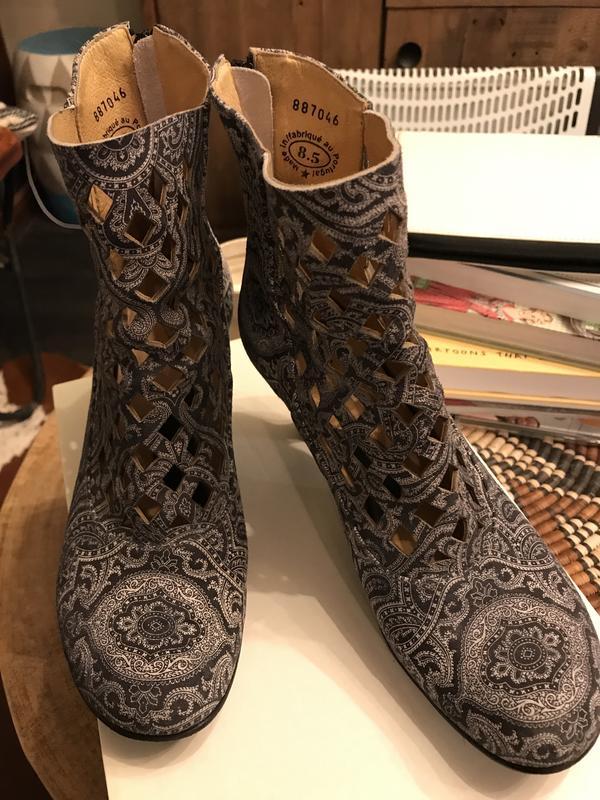 Murillo boot.