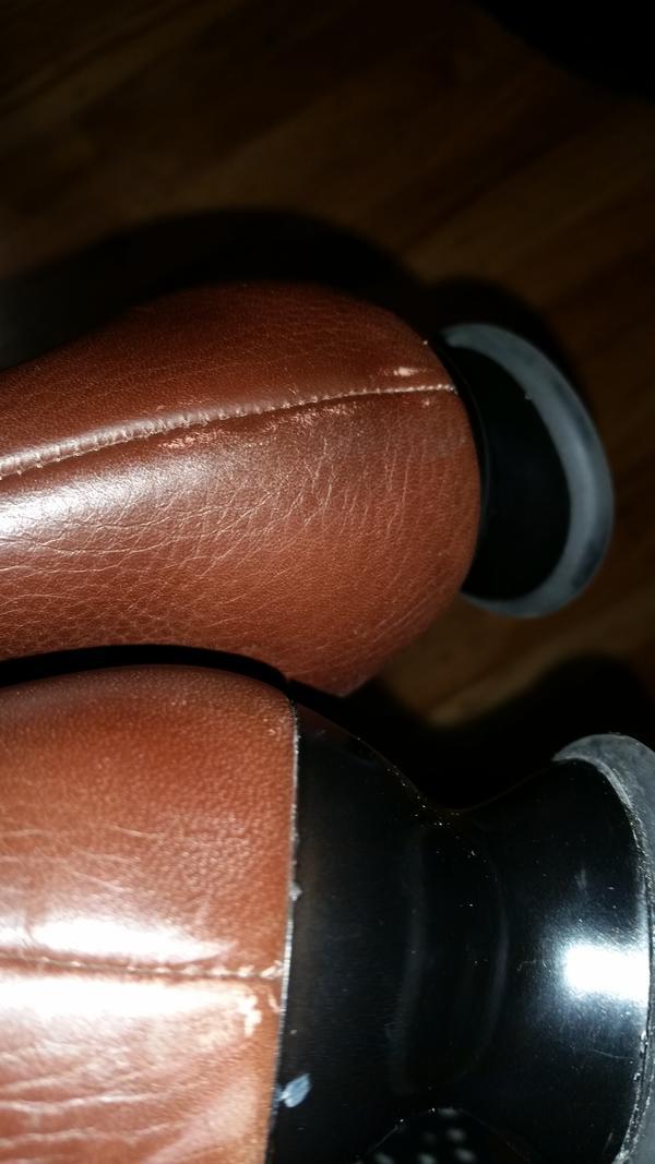 Fluevog Boots 11 fit a 9.5 best