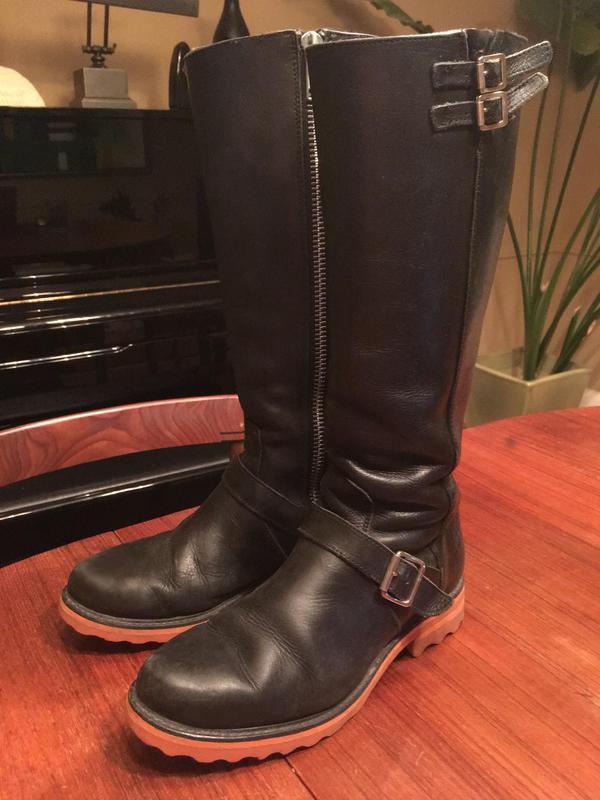 Stella High Boots
