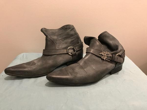 Tokyo Yokohama Boots