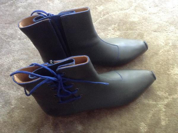 Le Tube Northwood Ankle Boots