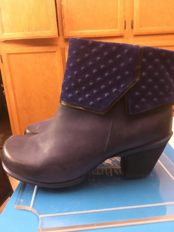 Esperanza Blue Boots