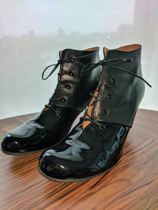 Bellevue Rose Dunn Boots