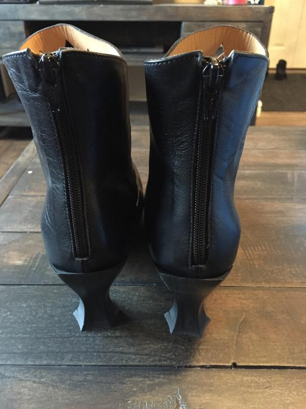 Baroque's brand new size 10
