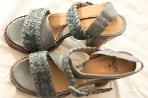 NEW Hopscotch sandals, size 10 1/2 US