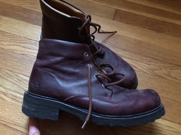 Bankers Boots