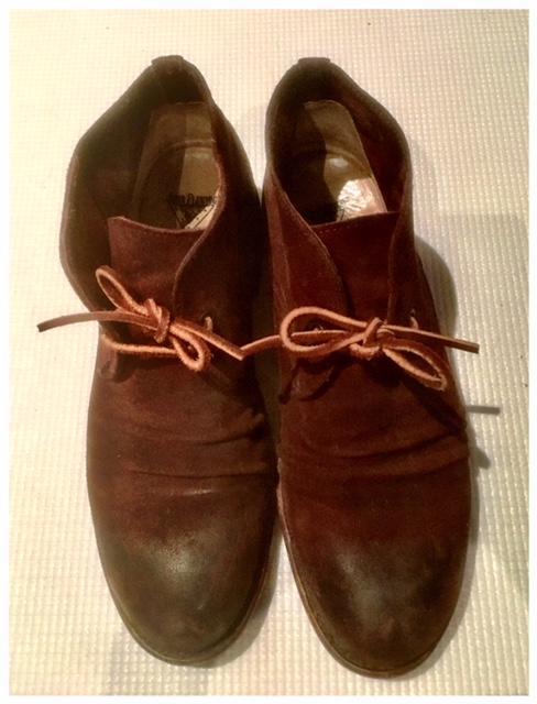 Fluevog Living Schiller Boots