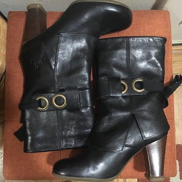 Sopranos INGE boots, black