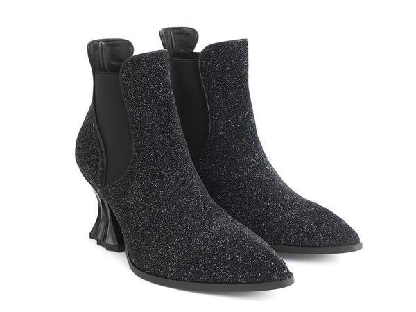 Ara Boot Glitters in size 8 - Never Worn!