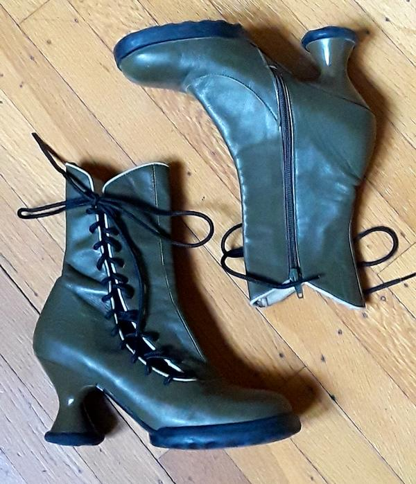 MINIS FAMILY: LOVER BOOTS - LACE UP & ZIP UP
