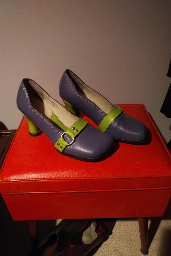 Friendship heart heels - Funky Spring shoes
