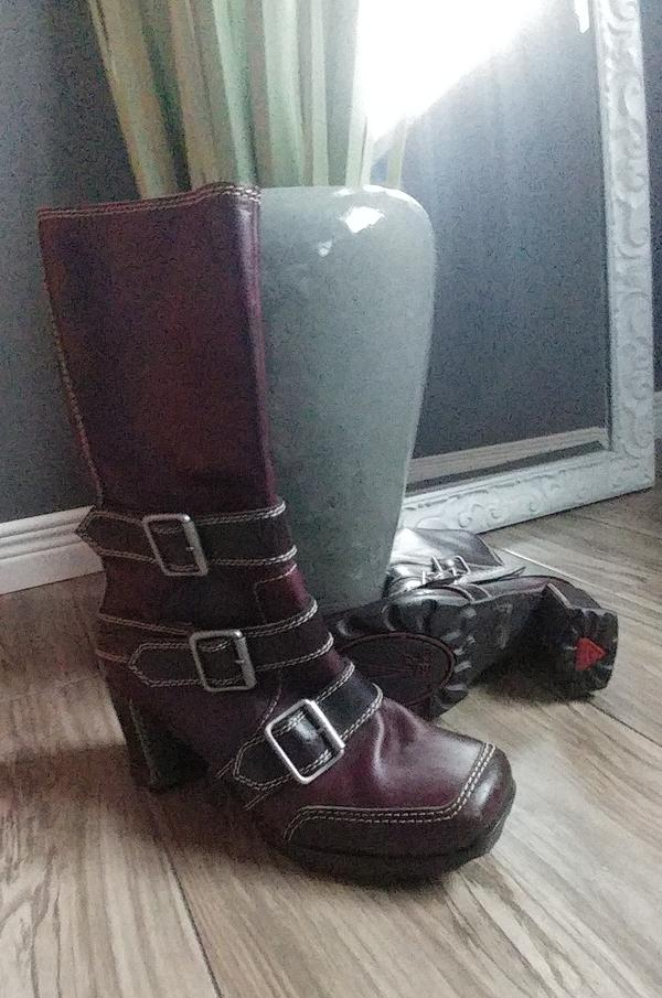 3/4 Boot