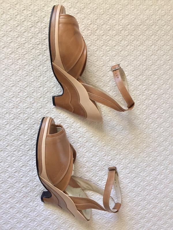 Suzy Q Pinup Platform Sandal
