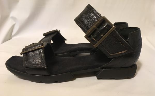 Together sandal runs large!