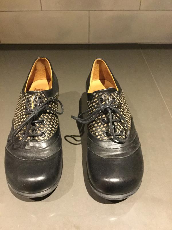 Hope Saddle Shoe