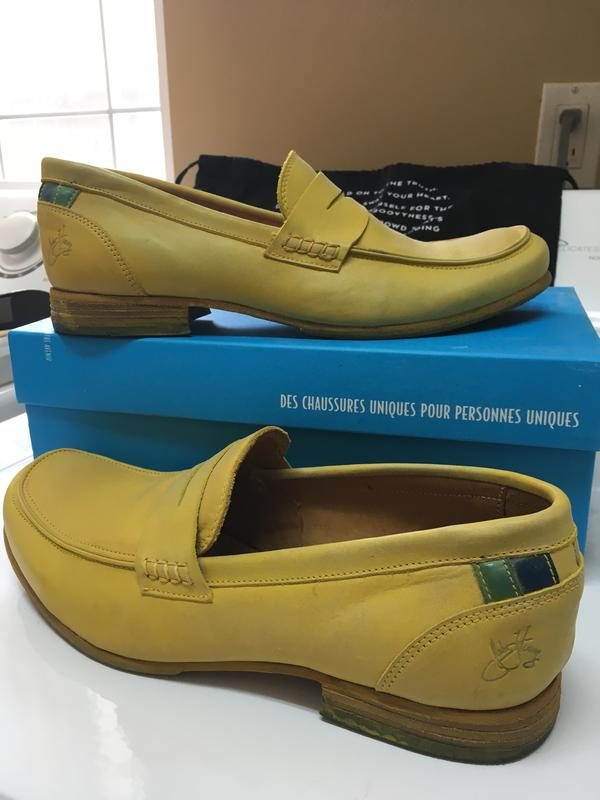 Men's RADIO loafers