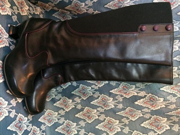 Deb Knee-High Boot