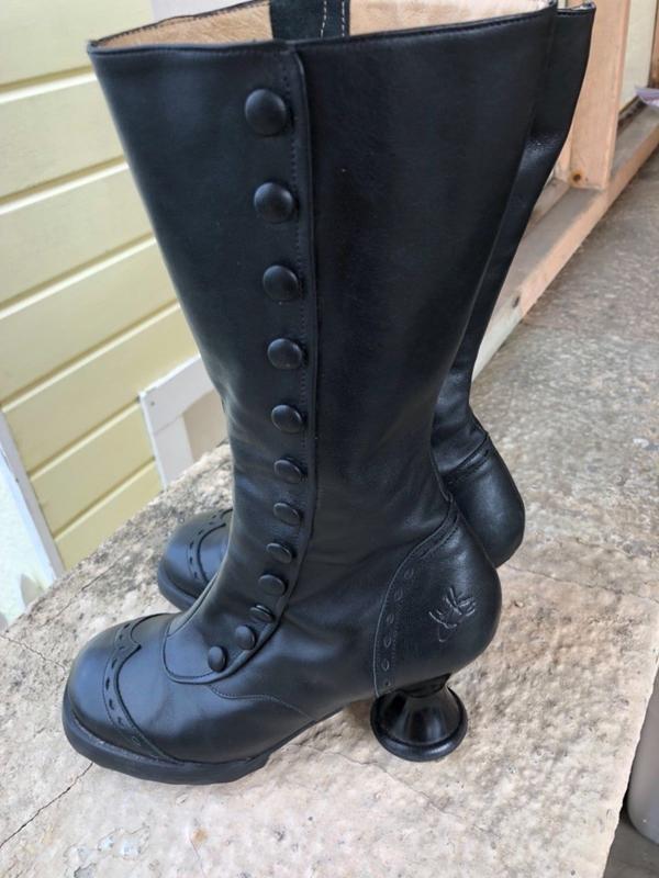 Mini Babycake Boots