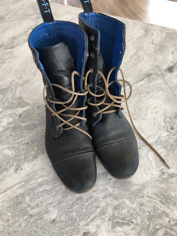 Black CBC Boots