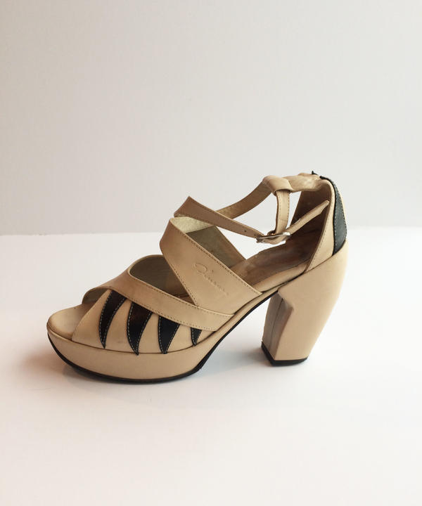 Women's PinUp Open Toe
