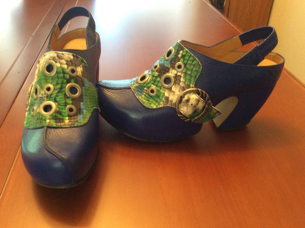 Prepares Buzz - Platform Slingback Heel (No longer available)