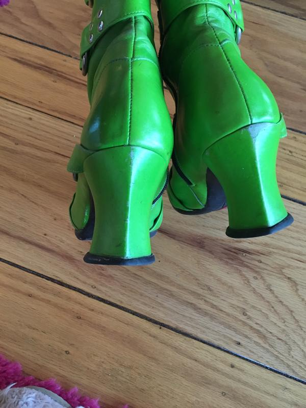 """Jolene"" Boots"